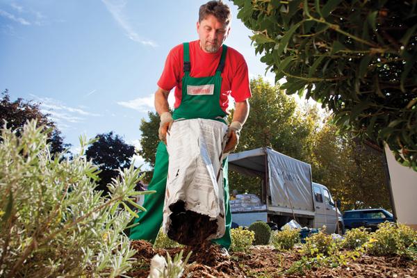 Izgradnja i održavanje zelenih površina
